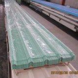 Ibrの屋根シート/カラー上塗を施してある鋼板/金属板(XGZ-35)