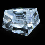Crystal Globe en 3D Cube (ND10029)