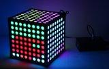 2017 Licht van de Nieuwe LEIDENE van de Stijl 3D Magische Kubus van het Lichteffect voor Staaf