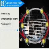 Raquette de badminton chaude de ping-pong de la vente 2018 ficelant la machine à deux usages avec la pleine trousse d'outils