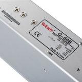 60 W série sortie quadruple SMPS alimentation LED