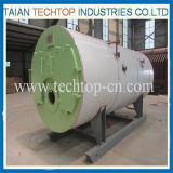Scaldacqua del vapore a gas a petrolio pesante industriale (WNS3T)