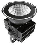 IP65는 경기장 미식 축구 경기장 돛대 LED 플러드 빛 500W를 방수 처리한다