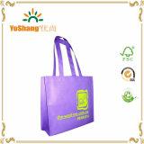Sacchetto non tessuto superiore di promozione pp, sacchetto non tessuto di abitudine pp, sacchetto di acquisto non tessuto