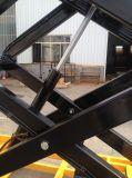 空気のプラットホームのマンガン鋼鉄は切る上昇(最大高さ11m)を
