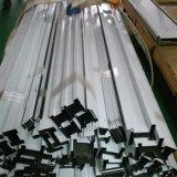 Het Frame SUS304 Mateiral van de Deur van de Sectie van het Profiel van het roestvrij staal