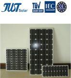 Mono painéis solares solares de energia 130W para o mercado de Irã