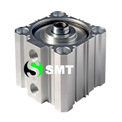 Sdaのタイプコンパクトの空気シリンダー
