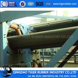 La cinghia di trasporto di gomma del poliestere del PE 2-10ply per il tubo trasporta