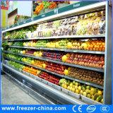野菜およびフルーツのための圧縮機のMultideck遠隔Displayuのクーラー
