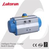 Actuador rotatorio neumático para las vávulas de bola y las válvulas de mariposa