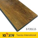 El patrón de la madera de enclavamiento Earth-Friendly teja de plástico