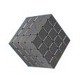 De vrije Magneet van het Neodymium van de Vorm van de Macht van de Energie Hoge Overblijvende Inductie Gesinterde Bulk voor Levering voor doorverkoop