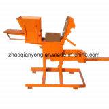 precio de fábrica de cemento de máquina de ladrillos de bloqueo manual