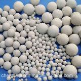 Hersteller-chemische keramische träge Kugel als Katalysator-Träger-Media (Al2O3: 17~22%, 23~30%, 90%, 99%)