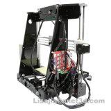 PLA 아BS를 인쇄하는 판매 3D 인쇄 기계 DIY 장비 Bowden 압출기 Mk8 Heatbed 3D는 선택적인 8GB SD 카드를 수평하게 하는 자동차를 지원한다
