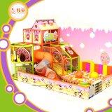 魅力的な演劇のハウススタイルの子供のための屋内運動場装置