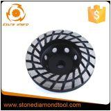 Roda de copo de moagem de diamante profissional para processo de pedra