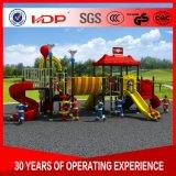 Terrain de jeux pour enfants de l'équipement commercial Terrain de jeu extérieur pour le stationnement