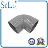 PVC/UPVC/PVC-U Eblow90° -90 명확한 급수 시스템을%s
