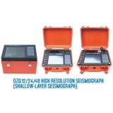 Instrument sismique, sismographe Dzq12/24/48 sismographe haute résolution (Shallow-Layer sismographe) , la réfraction, Masw