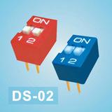 ディップスイッチ(DS-02)