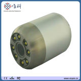 Self-Levelling 40mm Kamera-Kopf UnterwasserVicam Abwasserrohr-Inspektion-Kamera V8-3388