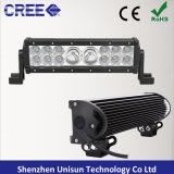 12V-24V 76W CREE LED 10,5 pouces pour la barre de feux de voiture hors-route