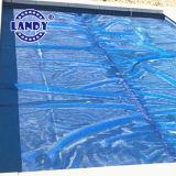 Raggruppamento solare di cappello dei coperchi della piscina caldo
