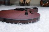 Guitare électrique d'usine de cavité du corps 335 de jazz chinois de type (TJ-201)