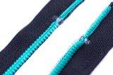 Chiusura lampo di nylon con qualità operata di /Top della chiusura lampo del tenditore (chiusura lampo ed il nastro hanno colore di differenza)