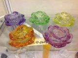 Tealight Vidro cristal suporte para velas