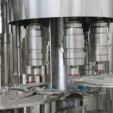 Automatisch China verpakte Gebottelde het Vullen van de Drank van de Fles van het Drinkwater Bottelmachine