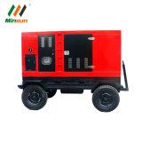 Populärer Verkaufs-schalldichter Schlussteil-Typ Generator-Dieselgenerierung