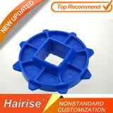 Hairise 8t 파란 컨베이어 시스템 레벨 플라스틱 스프로킷 컨베이어 부속