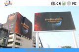 P10 de la publicité de changement de couleur Affichage LED avec ce RoHS FCC