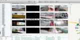 WiFi GPS 4G Mobile Dvr grabación para la gestión de flotas de automóviles y camiones