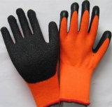 工場からの安全作業手袋のニトリルの手袋の乳液の手袋