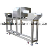 Nuevo detector de metales para la industria alimentaria con pantalla táctil de inspección