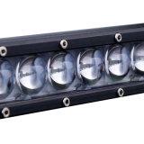 20 de LEIDENE van de duim 4D 100W Enige Lichte Lamp van de Staaf