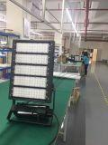 2018 Nuevo diseño de alta calidad LED 500W de iluminación del mástil alto