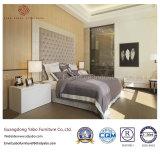 Muebles de dormitorio moderno hotel con un diseño simple (YB-WS-37).