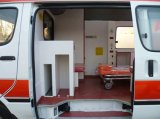 Automobile dell'ambulanza di transito ICU/ambulanza Emergency da vendere Msljh28L