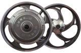 16 pulgadas de piezas de bicicleta eléctrica de bajo nivel de ruido del motor de cubo con la norma ISO