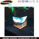 Écran de plein air à haute luminosité P6 RVB Affichage LED étanche de la publicité