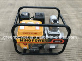 3 pouces de la pompe à eau de l'essence, le WP30 portable de la pompe d'irrigation, l'irrigation de pompes à eau à la vente