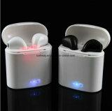 Горячая продажа Tws близнецов дважды беспроводной гарнитуры Bluetooth пары вкладышей I7s Tws наушники с зарядной станции