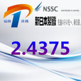 2.4375 Tubo del piatto della barra della lega della Nichel-Base nella qualità e nel prezzo eccellenti