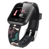 Smart Watch voor Android-telefoons en iOS-telefoons compatibele iPhone Samsung, IP67 Waterproof Smartwatch Fitness Tracker Fitness Watch Heart Rate Monitor Smart