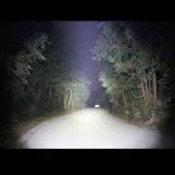 Luz de Trabalho de carro por grosso de fábrica 4.3Inch Super Bright 40W Square LED OFF Road